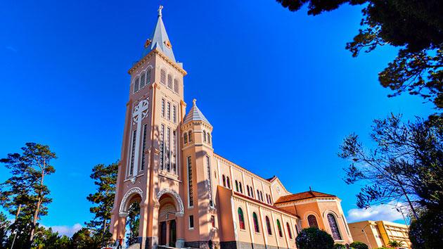 Tổng quan nhà thờ