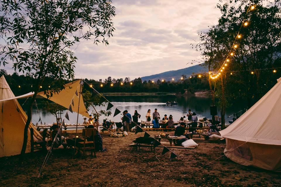 Các địa điểm cắm trại ở Đà Lạt