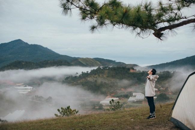 Kinh nghiệm cắm trại Đà Lạt – Đồi Thiên Phúc Đức