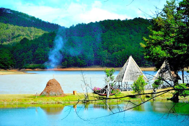 Kinh nghiệm cắm trại ở Đà Lạt – Cắm trại thung lũng vàng
