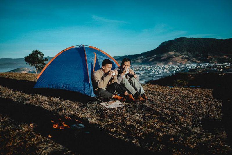 Kinh nghiệm cắm trại ở Đà Lạt tự túc