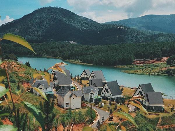 Ngôi làng châu Âu Đà Lạt